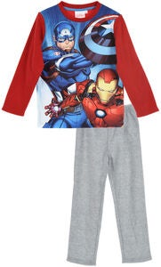 Marvel Avengers Pyjama, Red