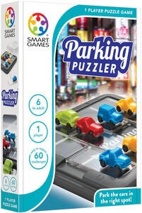 Smart Games Peli Parking Puzzler