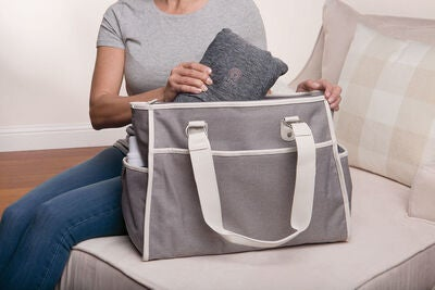 Chicco Boppy Comfy Fit Kantoliina, Grey