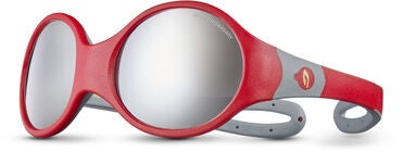 Julbo Loop L Spectron 4 Vauvan Aurinkolasit, Red/Grey