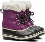 Sorel Youth Pac Nylon Talvisaappaat, Wild Iris/Dark Plum