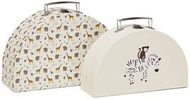 Alice & Fox Pahvilaukut Safari Adventure 2-Pack