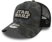 New Era Camo 9FORTY KIDS TRUCKER STAW Lippalakki, Star Wars Graphite