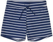 Luca & Lola Lipari UV-Shortsit, Navy Stripes