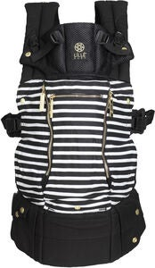 Lillebaby Complete All Seasons Kantoreppu Stripes, Black