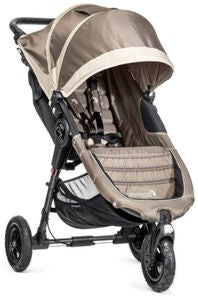 Baby Jogger City Mini GT Rattaat, Beige