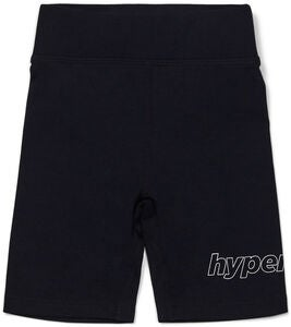 Hyperfied Jersey Logo Biker Shorts, Anthracite