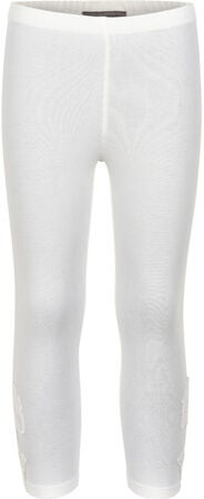 Creamie Lace Leggingsit, Cloud