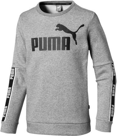 Puma Amplified Crew Paita, Medium Grey Hea