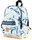 Pick & Pack Reppu Shark, Light Blue