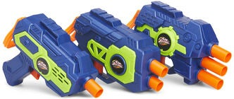 Air Zoomer Foam Blaster 16,5 cm 6-Pack