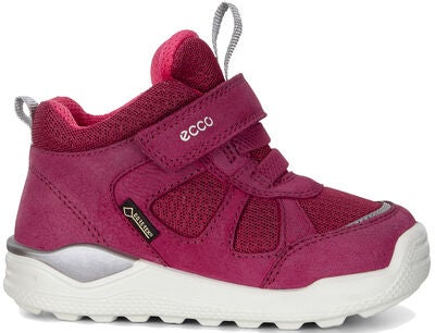 ECCO Urban Mini Kengät GORE-TEX, Red Plum
