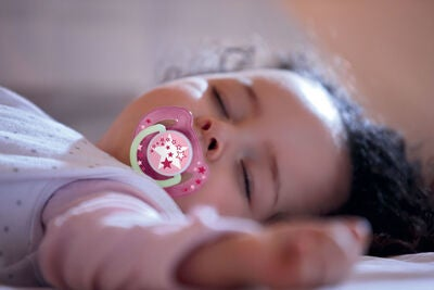Philips Avent Glow in the Dark Tutit 6-18 kk, Vaaleanpunainen