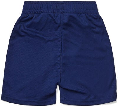 Hyperfied Logo Shorts, Medieval Blue