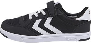 Hummel Stadil Ripstop Low Jr Tennarit, Black