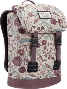 Burton Tinder Pack Youth Reppu, Etched Flowers BGS