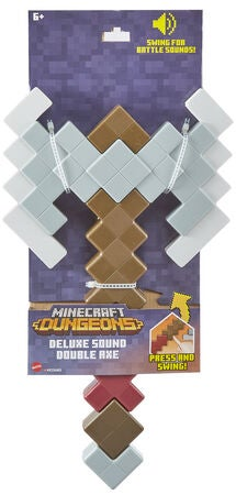 Minecraft Sound Foam Roleplay Battle Dungeons Double Kirves