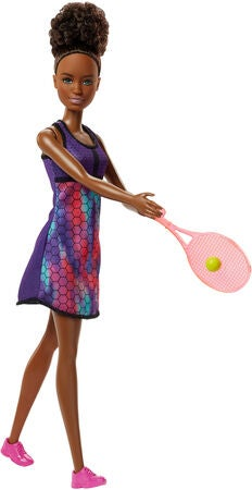 Barbie Tennis Player Nukke