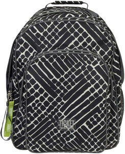 Ticket To Heaven Teenager Reppu 20L, Jet Black/Black