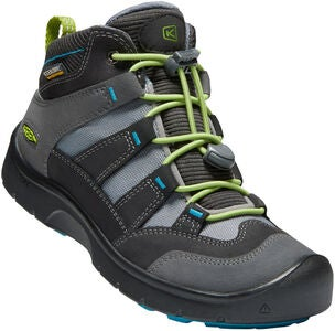 KEEN Hikeport Mid WP Lenkkarit, Magnet/Greenary