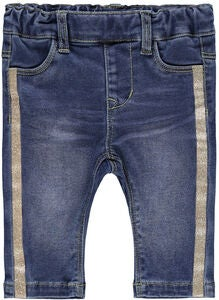 Name it Salli Leggingsit, Medium Blue Denim