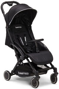 Beemoo Easy Fly Lux Lastenrattaat, Black