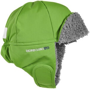 Didriksons Biggles Hattu, Kryptonite Green