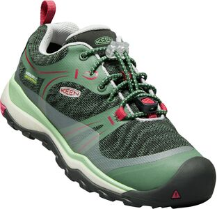 KEEN Terradorra Low WP Kengät, Duck Green