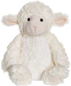 Teddykompaniet Softies Lammas Lilly