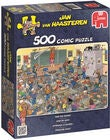 Jumbo Palapeli Jan van Haasteren Find the Mouse 500