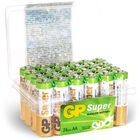 GP Super Alkaline AA 15A LR06 24-pack