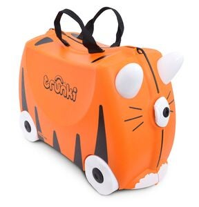 Trunki Tipu The Tiger Matkalaukku 18L, Orange