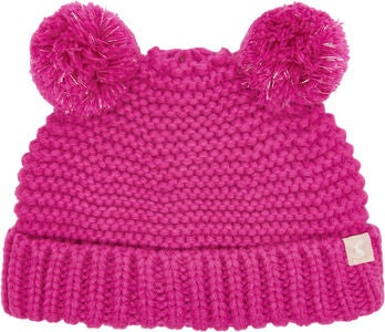 Tom Joule Double Pom Pom Pipo, True Pink