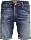 Jack & Jones Rick Shortsit, Blue Denim