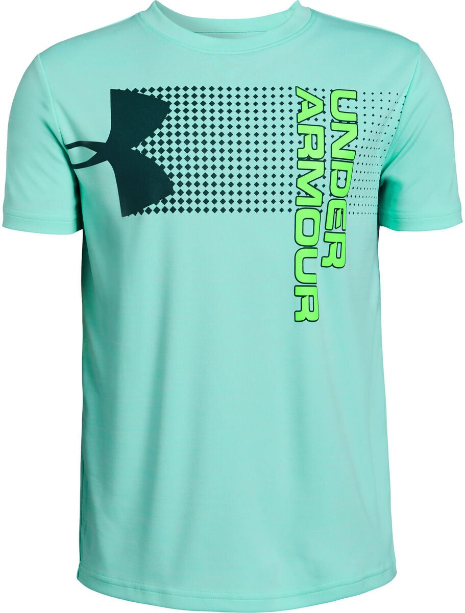 Under Armour Crossfade Tee Treenipaita, Neo Turquoise