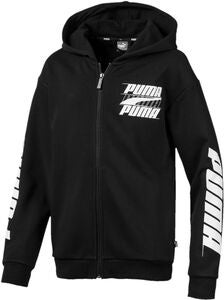 Puma Rebel Bold Huppari, Black
