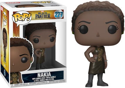 POP! Marvel Black Panther Keräilyhahmo Nakia