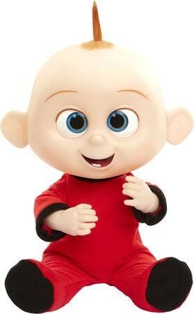Disney Incredibles Baby Jack-Jack Nukke