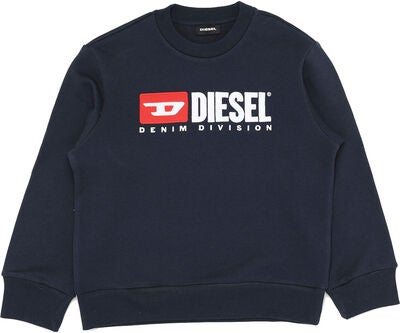 Diesel Screwdivision Collegepaita, Dark Blue