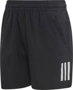 Adidas Boys Club 3-Stripes Shortsit, Black