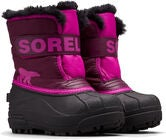 Sorel Children's Snow Commander Talvisaappaat, Purple Dahlia