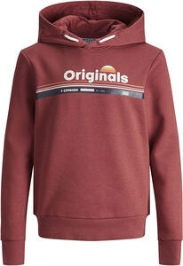 Jack & Jones Wilmer Huppari, Brick Red