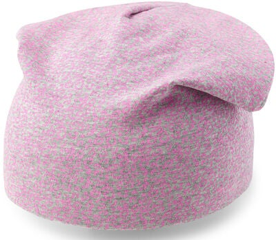State Of Wow Animal 365 Youth Beanie, Grey/Pink