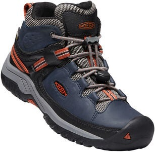 KEEN Targhee Mid WP Kengät, Blue Night/Tea