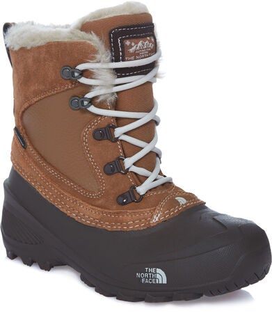 The North Face Youth Shlista Extreme Talvikengät, Brown/Black