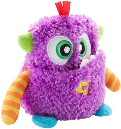 Fisher-Price Giggles 'n Growls Monster Pehmolelu