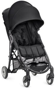 Baby Jogger City Mini Zip Lastenrattaat, Musta