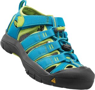 KEEN Newport H2 Little Kids Sandaalit, Hawaiian Blue/Green Glow