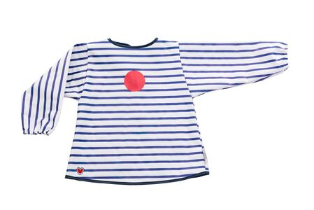 Baby to love Hihallinen Ruokalappu, Blue Stripes