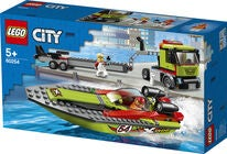 LEGO City Great Vehicles 60254 Kilpavenekuljetus